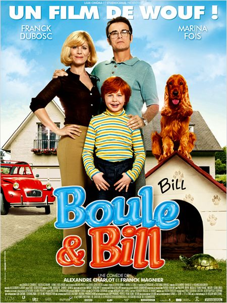 Boule et bill film
