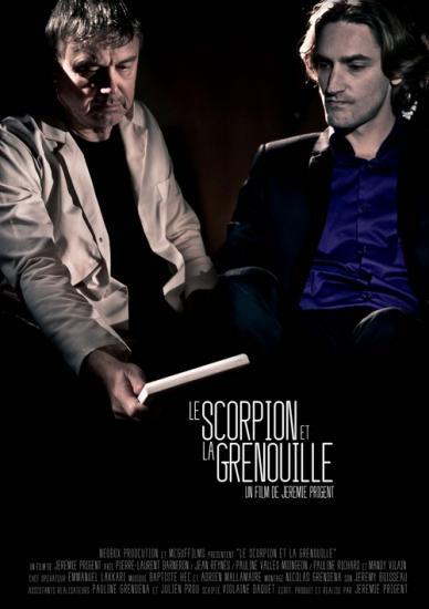 Le scorpion et la grenouille